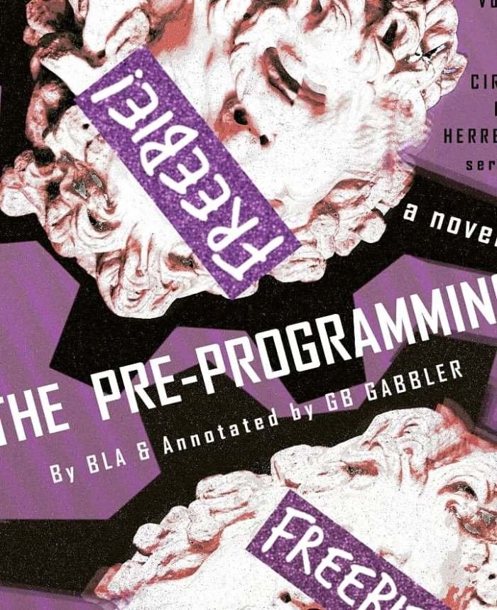 Free mythpunk ebook The Pre-programming, sequel to The Automation